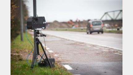 Ruim 80 km/uur te snel op Rijksweg in Dilsen