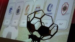 Genk opent tegen Oostende, STVV speelt eerste match tegen Anderlecht