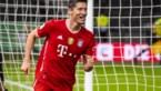 Duitse spelers vinden Robert Lewandowski man van seizoen