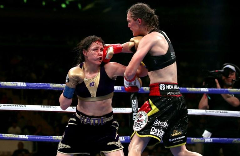"""Delfine Persoon krijgt op 22 augustus dan toch haar rematch tegen Katie Taylor: """"Hopen dat de jury nu wel eerlijk is"""""""