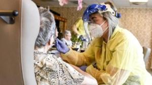 Lichte stijging: gemiddeld 86 besmettingen per dag