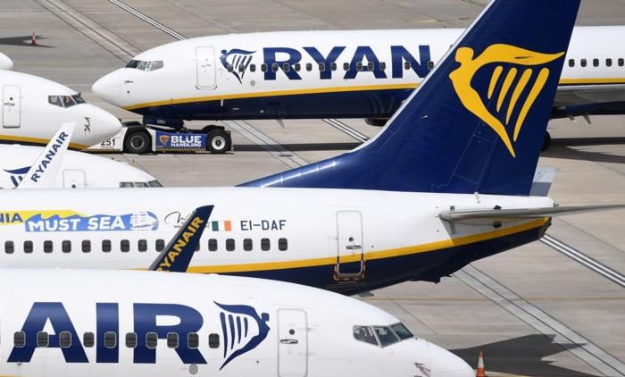 Ryanair wil meer dan tachtig mensen in ons land ontslaan