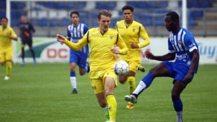 HERBELEEF. De eerste oefenwedstrijd van STVV tegen Geel