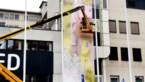 """Smates schildert reuzegrote mural op Jessa ziekenhuis: """"Dit hebben zorgverleners verdiend"""""""