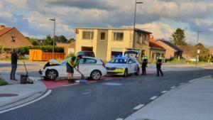 Twee wagens gebotst in Neerglabbeek