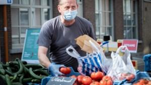 """Beringen verplicht mondmasker op markten: """"Anderhalve meter afstand onmogelijk"""""""