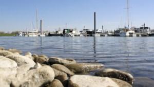Motor van boot gestolen