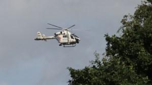 Politieheli en agenten achtervolgen autodieven van Sint-Truiden tot Viemme