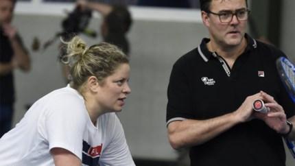 Vertrek Carl Maes zaait onrust over toekomst Kim Clijsters Academy