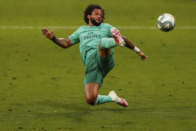 Real Madrid raakt Marcelo kwijt in volle titelstrijd