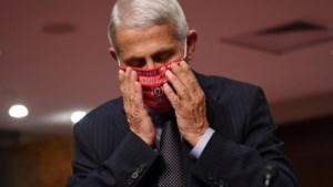 """Opnieuw recordaantal besmettingen in VS, Fauci: """"Stappen overgeslagen bij heropening"""""""