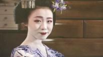 De mythe van de geisha in de Japanse tuin in Hasselt