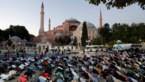 Wedergeboorte als moskee wenkt voor Hagia Sophia