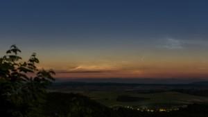 Vanavond kan je komeet Neowise bewonderen
