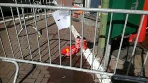 Marktkramer naar ziekenhuis bij brand in kippenkraam in Neerpelt