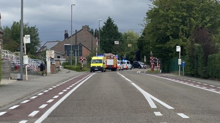 Fruitteler (51) overlijdt na ongeval aan Truiense spooroverweg: