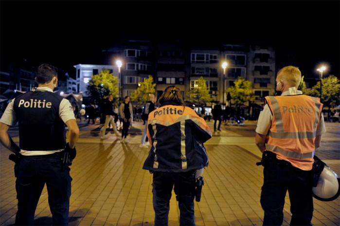 Twee minderjarige Nederlanders opgepakt in Knokke