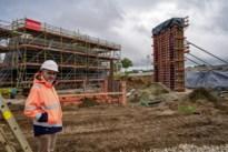 Bouw nieuwe brug over Kasteletsingel gestart