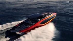 Lamborghini ontwerpt racewagen voor op zee: superjacht kost 3 miljoen