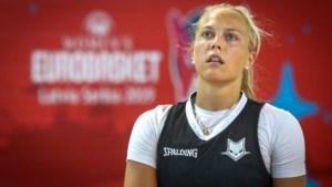 Belgian Cat Julie Allemand aangekomen in de WNBA-bubbel in Florida