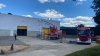 Zonnepanelen vatten vuur bij bedrijf op Europark