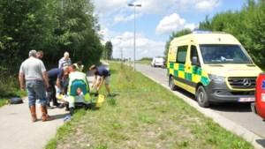 Quadrijder (18) zwaargewond bij ongeval in Voeren