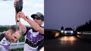 Wat een monsterlijke prestatie: Luxemburger breekt wereldrecord ultrafietsen met waanzinnige statistieken
