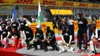 Opnieuw verdeeld statement van F1-rijders tegen racisme: niet iedereen knielt met Lewis Hamilton