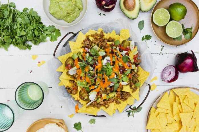 Sjiek zomerrecept: loaded nacho's