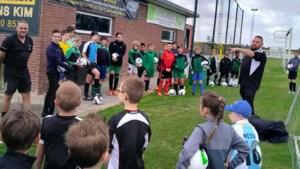 KVVV 's Herenelderen organiseert eerste groot voetbalkamp