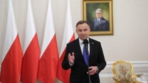 Rechts triomfeert opnieuw: Duda opnieuw 5 jaar lang president van Polen