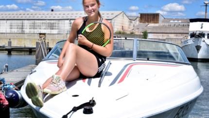 """""""Tennis is nu puur plezier"""""""