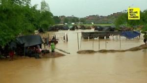 Een derde van Bangladesh -bijna vijf keer zo groot als België- staat onder water