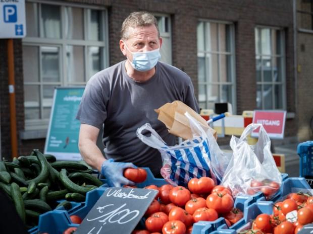 Ook Genk en Houthalen-Helchteren verplichten mondmaskers op de markt