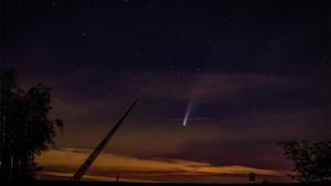 IN BEELD. Limburgers spotten komeet Neowise