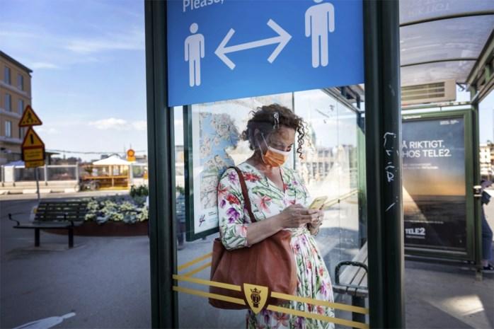 Besmettingsgraad en controversieel beleid: waarom Zweden rood kleurt voor Belgen