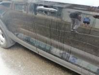 Wagens bekrast in Truiense Breendonkstraat