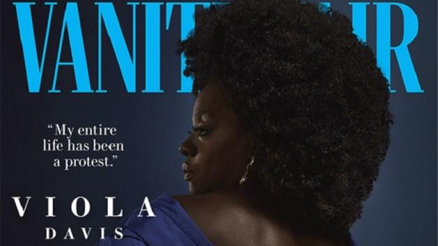 Voor het eerst is cover van Vanity Fair gemaakt door zwarte fotograaf
