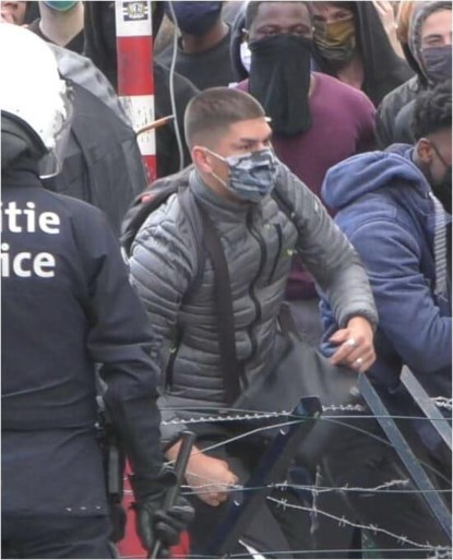 Brusselse politie verspreidt foto's van 12 plunderaars na Black Lives Matter-betogingen