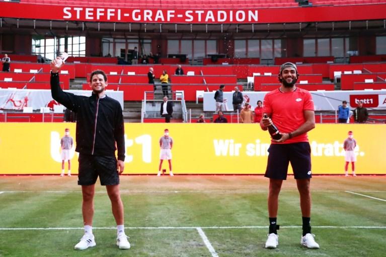 Dominic Thiem wint demonstratietoernooi in Berlijn na thriller in finale