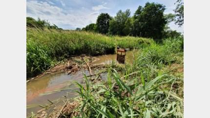 Provincie krijgt er 130 km waterlopen bij