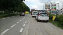 Fietsster gewond bij aanrijding in Lommel