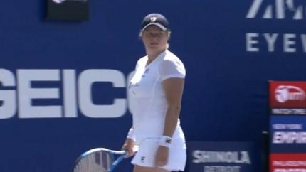 Kim is helemaal terug: ijzersterke Clijsters verslaat nu ook winnares Australian Open