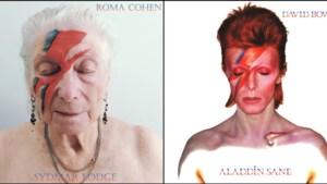 Plezier tijdens pandemie in het rusthuis: bewoners beelden iconische albumhoezen uit