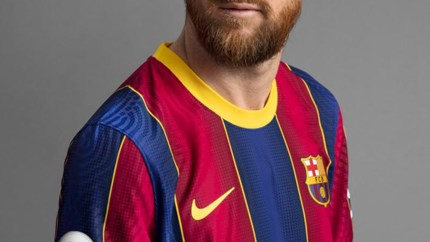 Barça grijpt terug naar shirts uit topseizoen