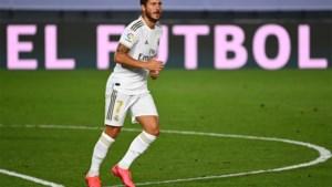 """Eden Hazard is helemaal klaar voor titelmatch van Real Madrid: """"Het belangrijkste is dat hij zich goed voelt"""""""