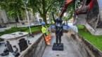 Standbeeld van activiste na een dag al weggehaald van sokkel van slavendrijver