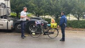 Fietsster gewond bij ongeval in Sint-Truiden