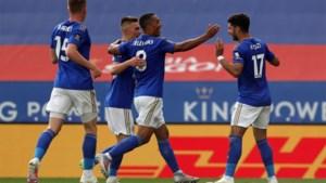 Sterke Youri Tielemans doet goede zaak met Leicester in strijd om Champions League