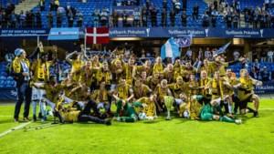 Verliezend bekerfinalist Aalborg krijgt boete voor samenscholende fans